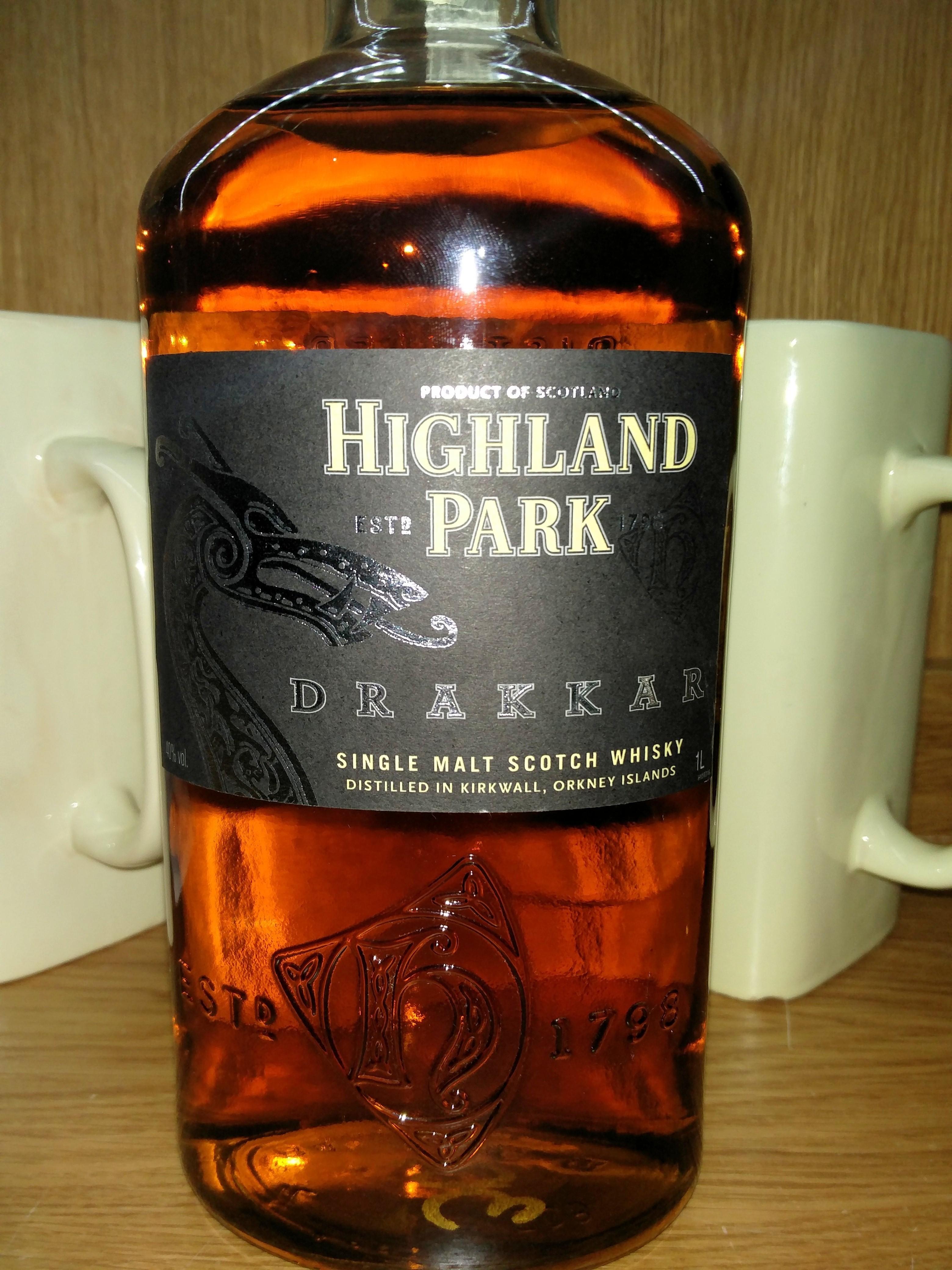 Highland Park Drakkar