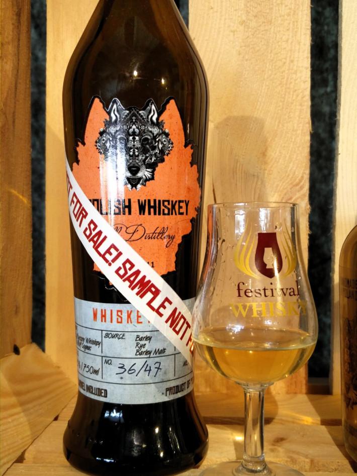 Wolf Whiskey No12