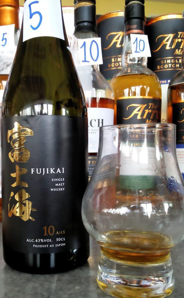 Fujikai 10 Year Old  Japanese Single Malt