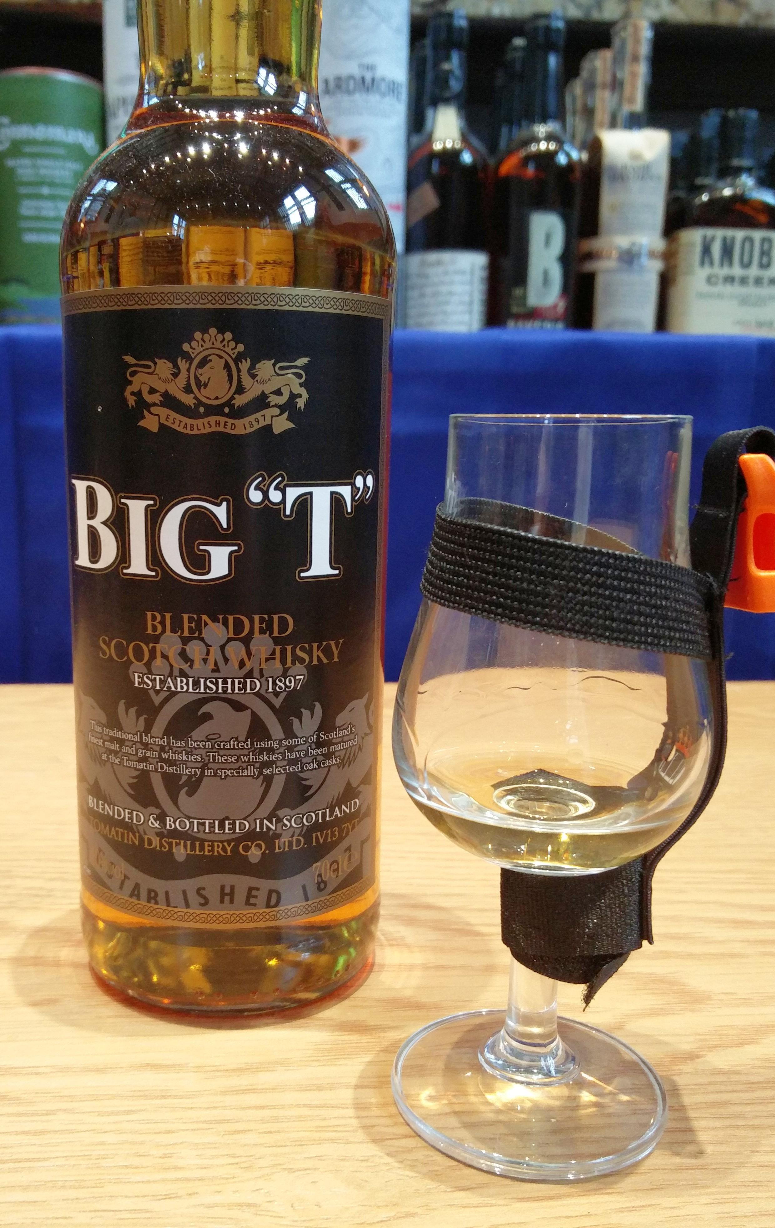 Big-T Blended Whisky