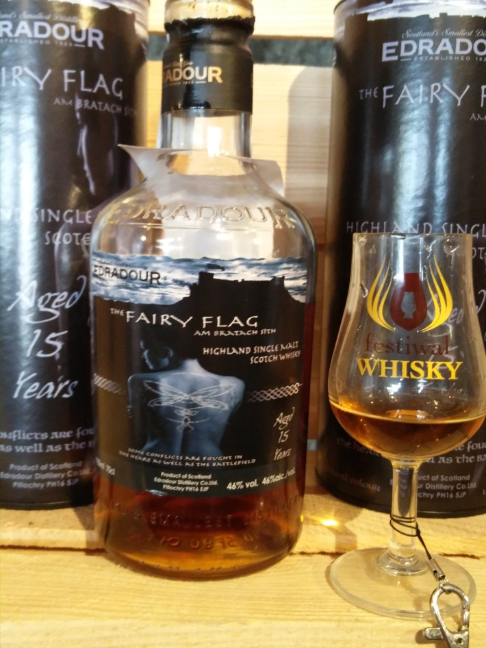 Edradour 15 Year Old The Fairy Flag