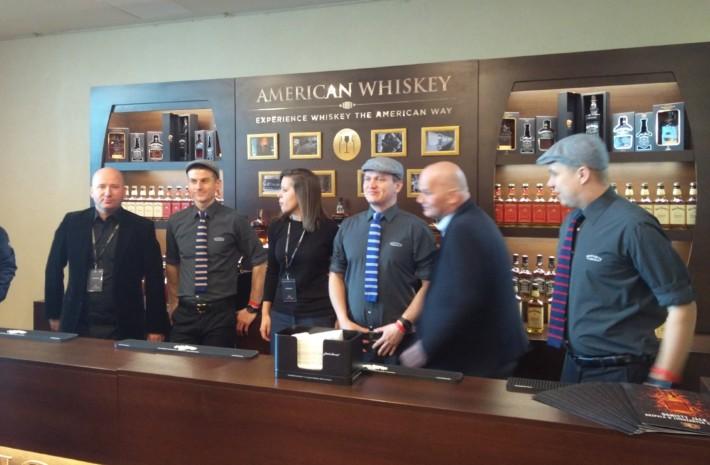 Whisky & Friends  - Stanowisko Jack Daniels