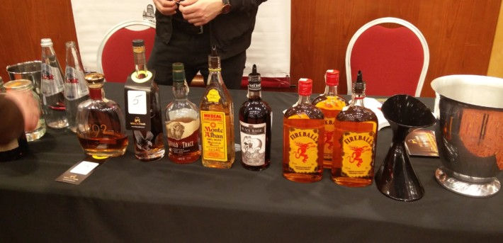 Whisky & Firends - Stanowisko Fireball