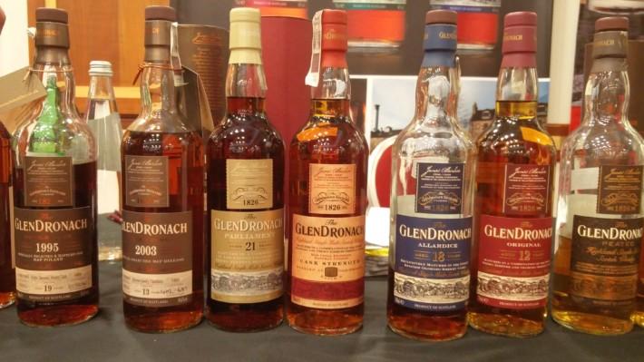 Whisky & Firends - Stanowisko Glendronach