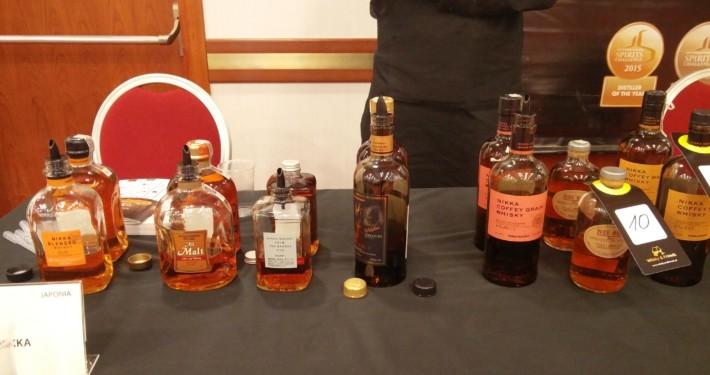 Whisky & Firends - Stanowisko Nikka