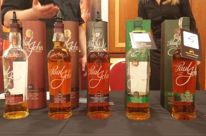 Whisky & Firends - Stanowisko Paul John