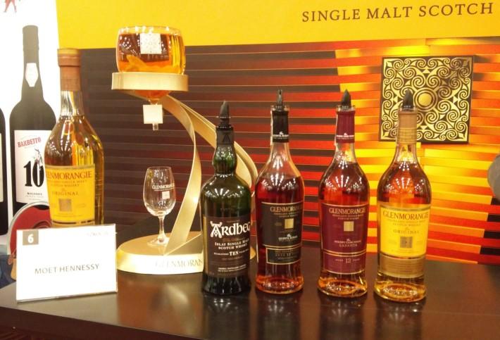 Whisky & Firends - Stanowisko Glenmorangie/Ardbeg
