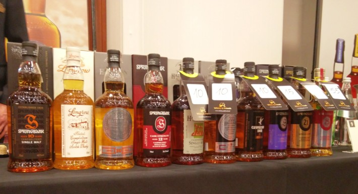Whisky & Firends - Stanowisko Springbank
