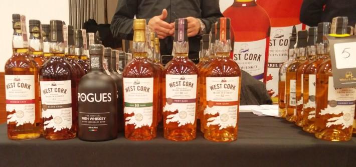 Whisky & Firends - Stanowisko West Cork