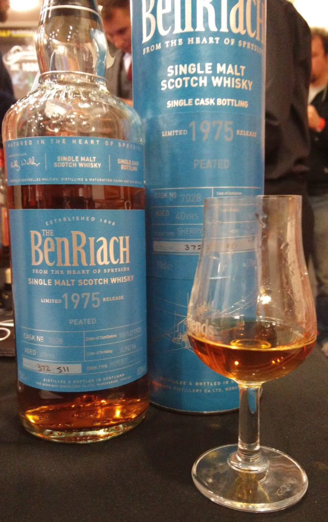 BenRiach 40 Year Old Peated