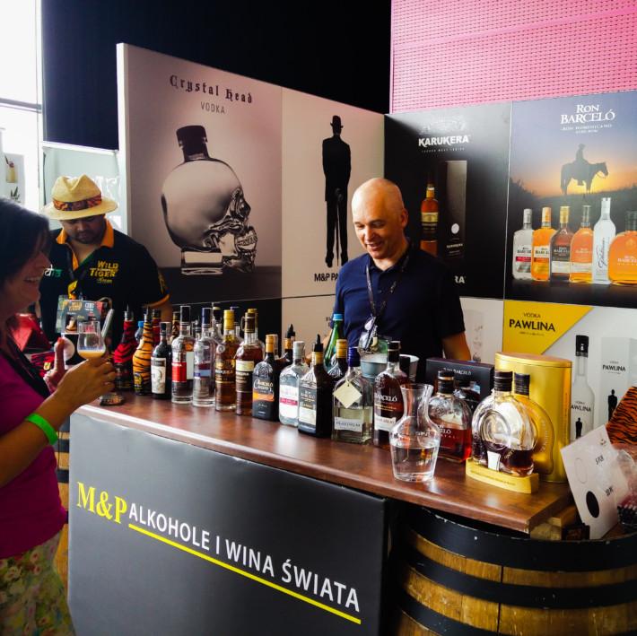 Rum Love Festiwal - M&P Wina
