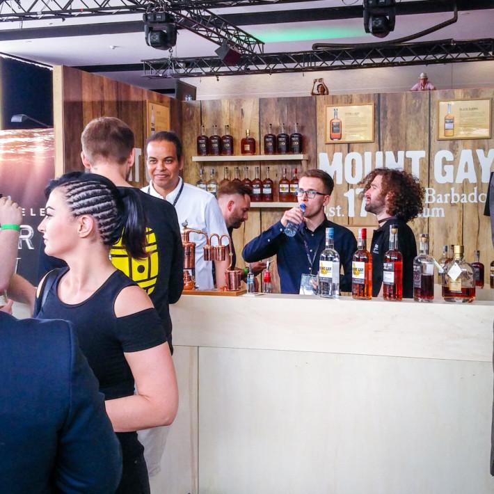 Rum Love Festiwal - Mount Gay