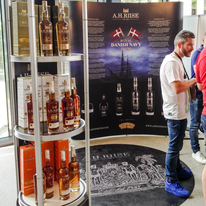 Rum Love Festiwal - A.H. Riise