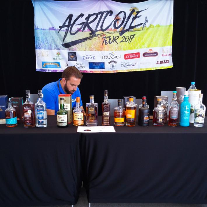 Rum Love Festiwal - Agricole Tour