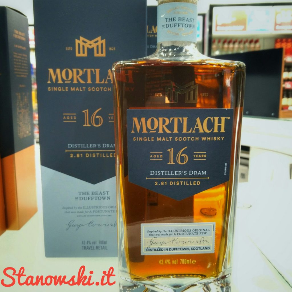 Mortlach 14 Year Old