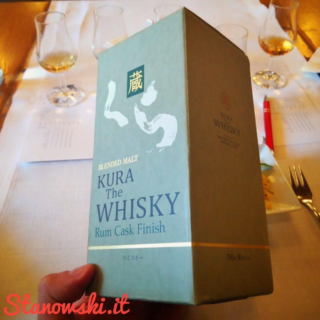 Kura The Whisky Rum Cask Finish