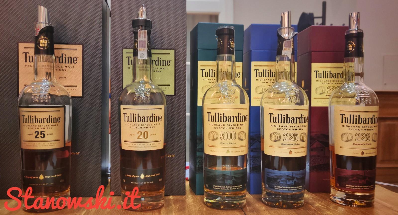 Tullibardine Whisky