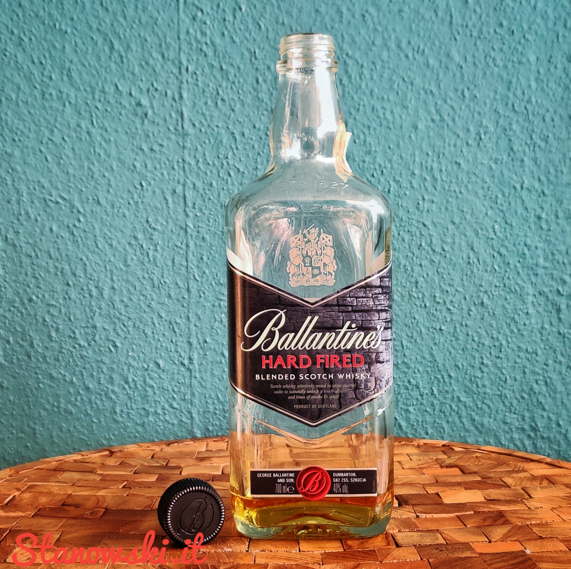 Ballantine's Hard Fired