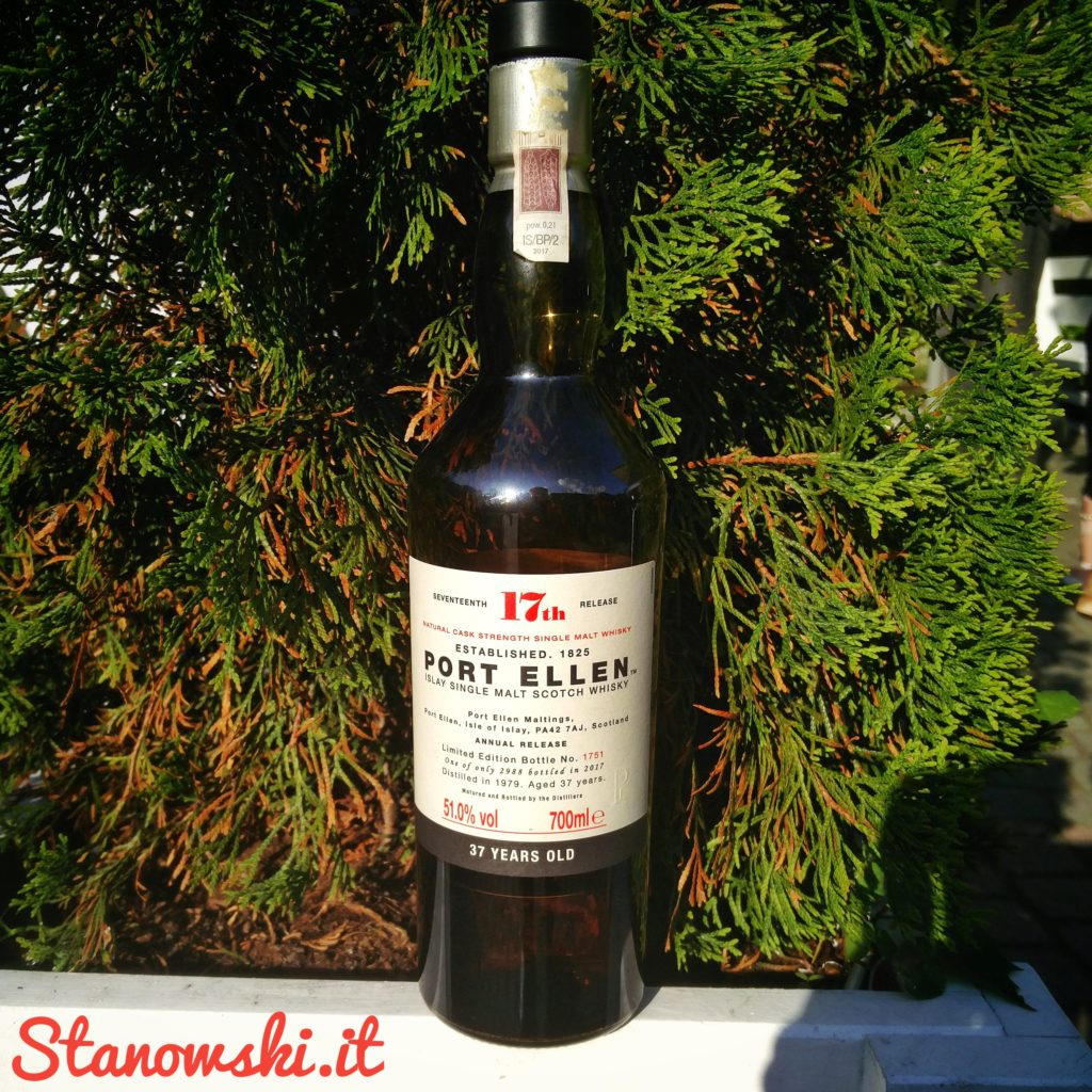 Port Ellen 37 Year Old 17th DSR