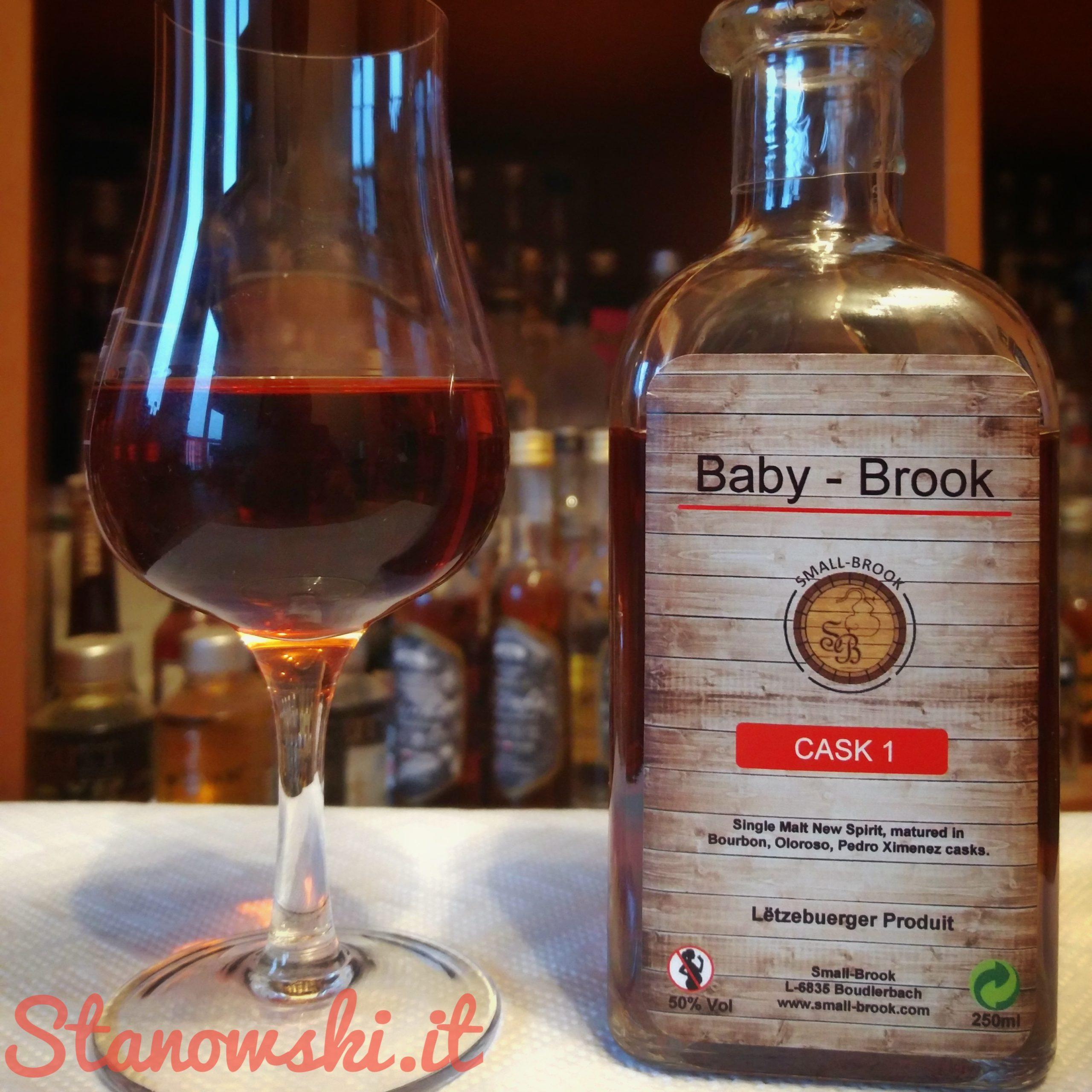 Baby-Brook Cask 1