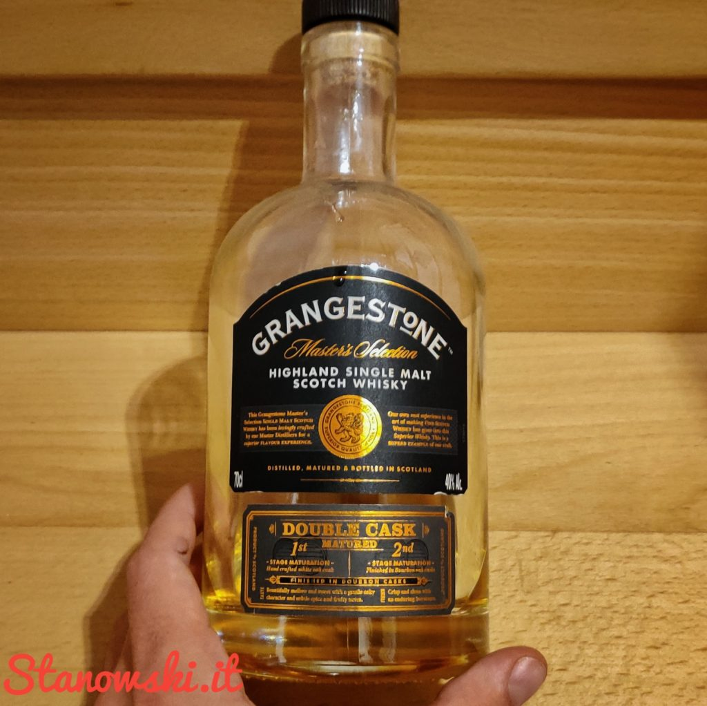 Grangestone Highland Single Malt