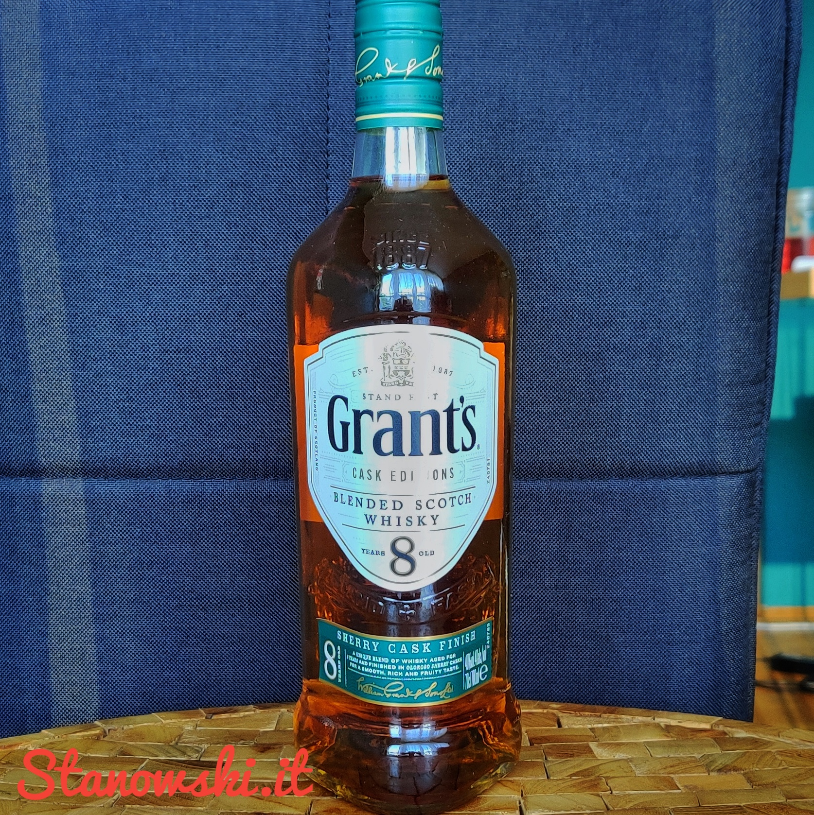 Grant's 8 Year Old Sherry Cask