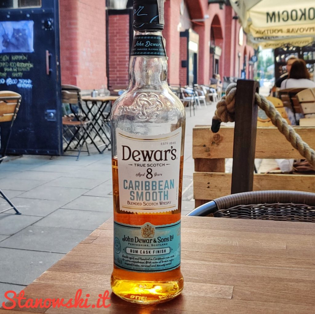 Dewar's 8 Caribbean Smooth