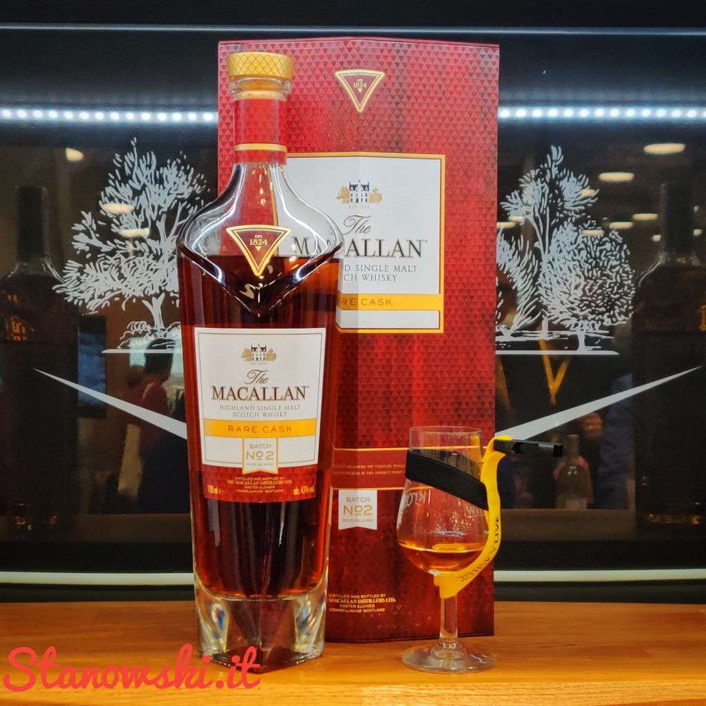 Macallan Rare Cask Batch No 2