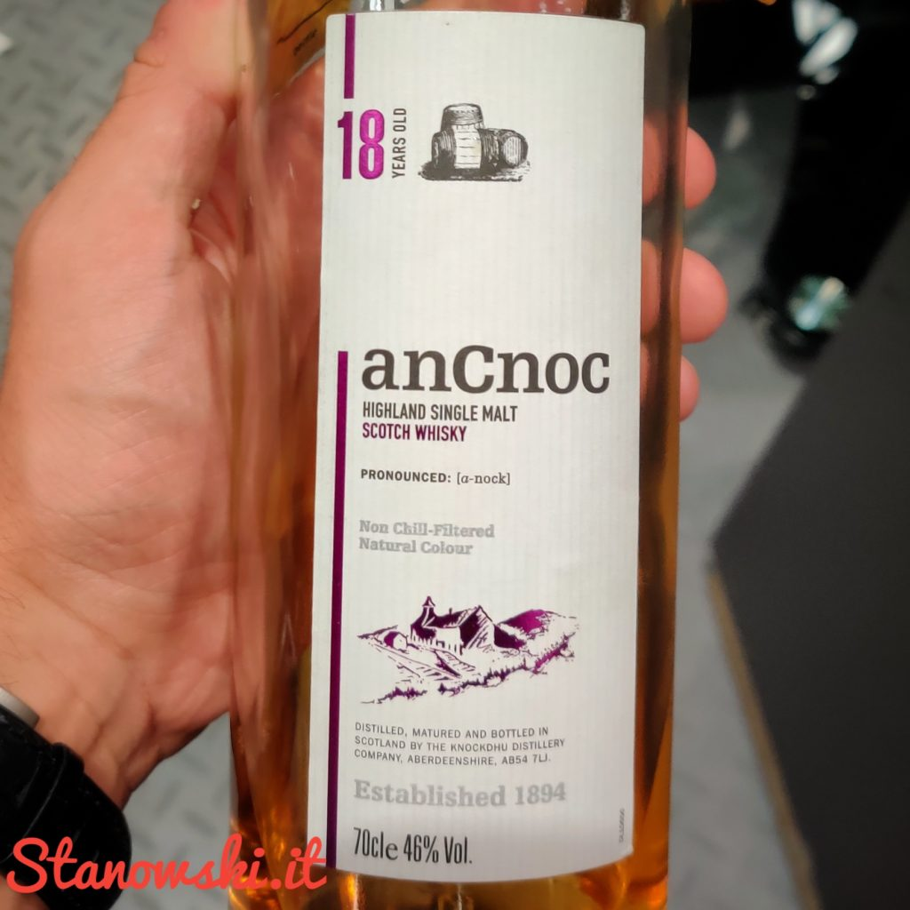 anCnoc 18 Year Old