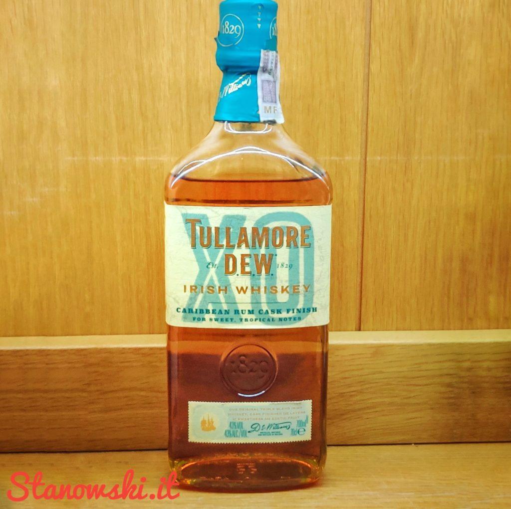 Tullamore Dew XO Caribbean Rum