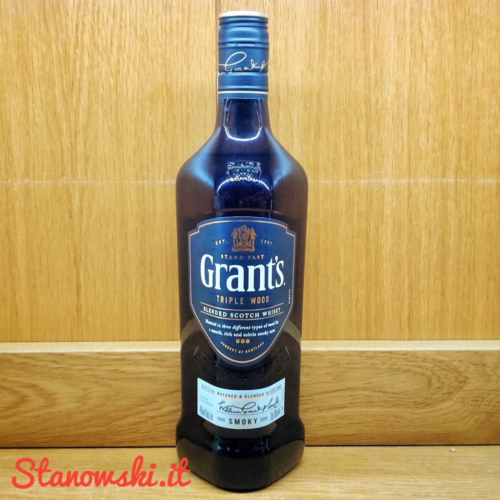 Grant's Smoky Whisky