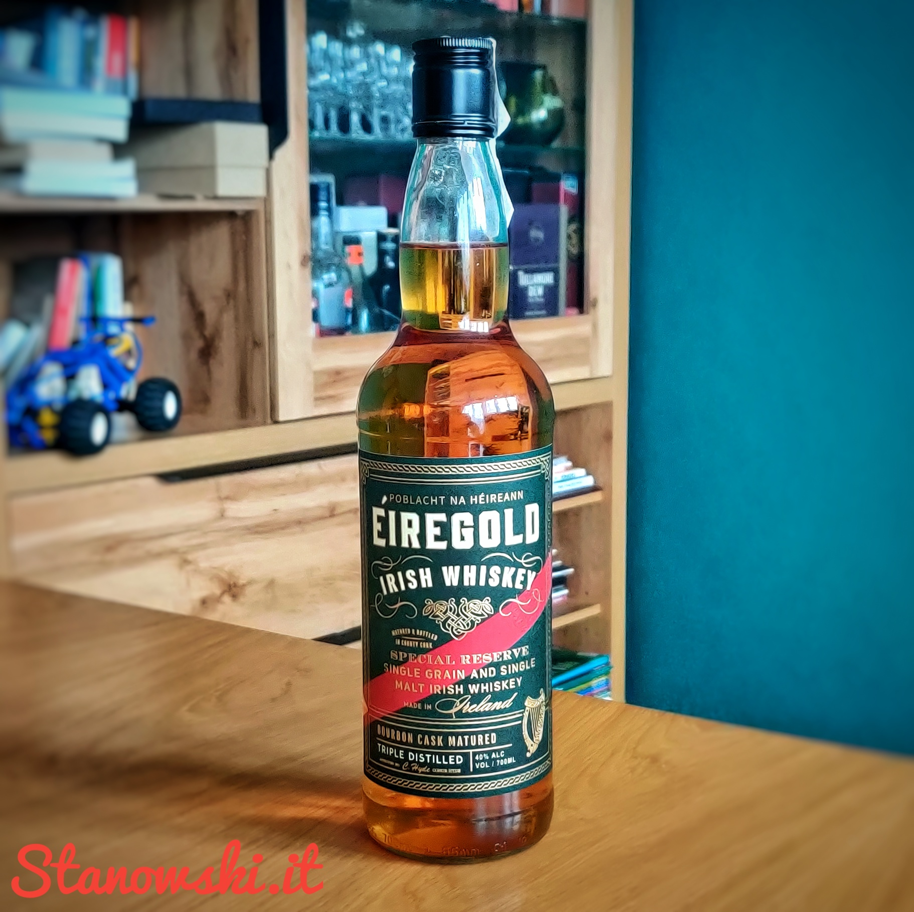 Eiregold Irish Whiskey